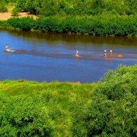 Прогулки по воде :) :: Милла Корн