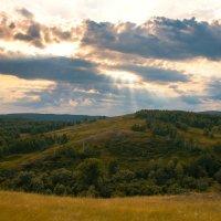 Вечер в горах :: Евгения