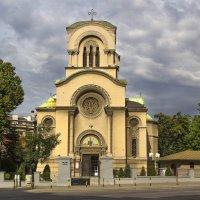 Церковь преподобного Александра Невского в Белграде... :: Cергей Павлович