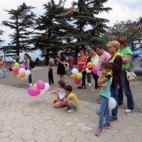 Про воздушные шары :: Наталья (D.Nat@lia) Джикидзе (Берёзина)