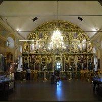 Иконостас Сампсониевского собора :: Вера