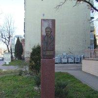 Памятник   Филиппу   Орлику   в   Ивано - Франковске :: Андрей  Васильевич Коляскин