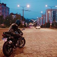 По дороге в ночь :: Сергей Урюпин
