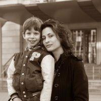 Мама и сын :: Наталья