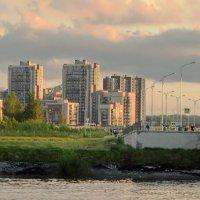 Юго-Запад. Санкт-Петербург. :: Владимир Гилясев