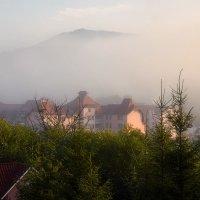 Утро в горах :: Владимир Костылев