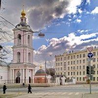 Храм в конце Бакунинской ул. :: Борис Александрович Яковлев