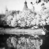 Прогулка с прошлым взглядом :: Мария Гриднева