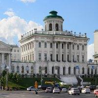 Прогулки по Москве :: lady-viola2014 -
