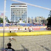 Лето на центральной площади :: Сергей