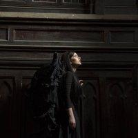 Черный ангел :: Оксана