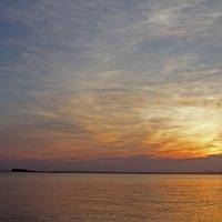 Летний закат :: Ольга