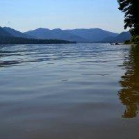 На озере... :: Tatiana Lesnykh Лесных