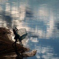 Немного солнца в холодной воде... :: Svetlana