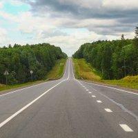 Снова в дороге :: Александра Ламбина