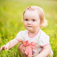 Детский портрет... :: игорь козельцев
