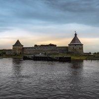 Шлиссельбургская крепость :: Valeriy Piterskiy