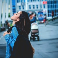 Городские прогулки :: Кристина Кочамай