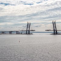Вантовый мост :: Евгений Никифоров