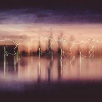 Поставы на закате :: Hanna Prakapovich