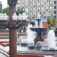 Вид на фонтан. ;-) :: Alexey YakovLev
