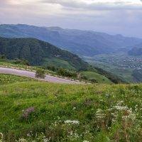 На перевале Гум-Баши... :: Юлия Бабитко