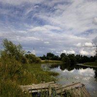Диево-Городище (Деево-Городище) — село в Некрасовском районе Ярославской области :: Алексадр Мякшин