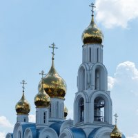 Церковь :: Дмитрий Максимовский