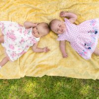 двойняшки :: Hanna Prakapovich