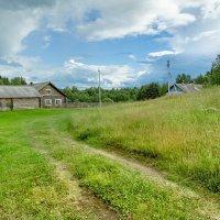 Вот моя деревня! :: Федор Кованский