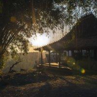 закат на Бали1 :: Александр