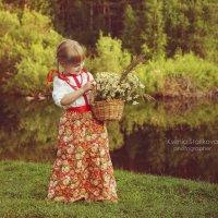 Маленькая крестьяночка :: Ксения Старикова