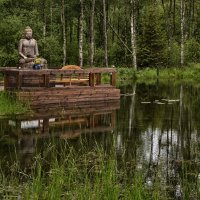Мигрант , Швеция :: Priv Arter