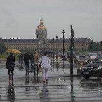 В Париже тоже бывает дождь... :: igor