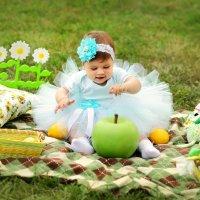 Какое яблочко!!! :: Лина Трофимова