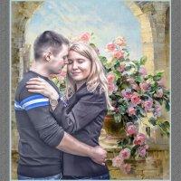 Нежность любви :: Angelika Faustova