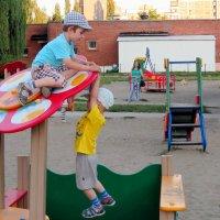 Детский мир :: Геннадий Храмцов
