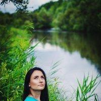 у реки.. :: Ксения Цапко