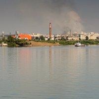 Город на Томьи :: Павел Нагорнов