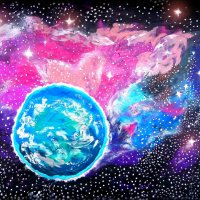 Голубая планета :: Анастасия Белякова