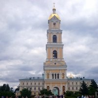 Колокольня Серафимо-Дивеевского монастыря :: Маргарита