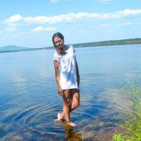 Река Ангара и я) :: Evgeniya D