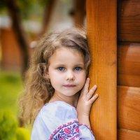 Барышня-крестьянка :: Виктория Дубровская