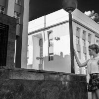 Геометрия городского лета :: Женя Рыжов