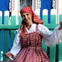 Вспоминая русские традиции... :: Ангелина Божинова