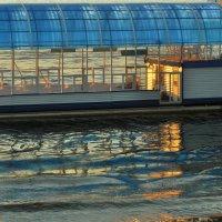 Ресторанчик на воде :: Albina
