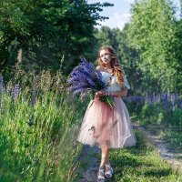 Легкий ветерок французских полей :: Наталья Панина