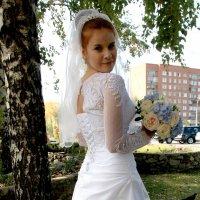 Невеста... :: Валерия  Полещикова