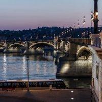 Мост Маргит в Будапеште :: Вадим *