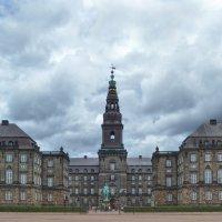 Копенгаген, Дания. Парламент :: Priv Arter